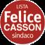 LISTA CIVICA - FELICE CASSON SINDACO
